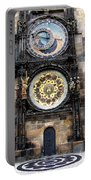 Prague Astronomical Clock Portable Battery Charger