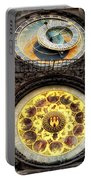 Prague Clock Orloj Portable Battery Charger