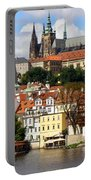 Prague Skyline Portable Battery Charger