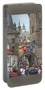 Prague Sightseeing Portable Battery Charger