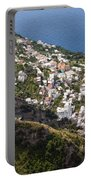 Praiano Village Portable Battery Charger