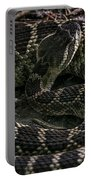Prairie Rattlesnake Portable Battery Charger