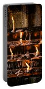 Prayer Candles Portable Battery Charger