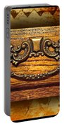 Pre-civil War Bookcase-drawer Pull Portable Battery Charger