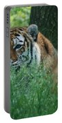 Predator In The Grass Portable Battery Charger