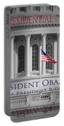 President Obama Inauguration Portable Battery Charger