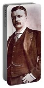 President Theodore Roosevelt Portable Battery Charger