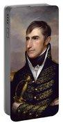 President William Henry Harrison Portable Battery Charger