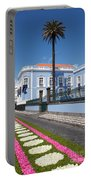 Presidential Palace - Azores Portable Battery Charger