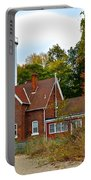Presque Isle Lighthouse Portable Battery Charger by Frozen in Time Fine Art Photography