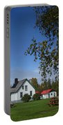 Presque Isle Mi Lighthouse 4 Portable Battery Charger