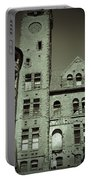 Preston Castle Tower Portable Battery Charger