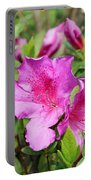Pretty In Pink Portable Battery Charger