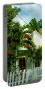Pretty Key West Florida Portable Battery Charger