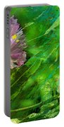 Pretty Little Weeds Photoart Portable Battery Charger