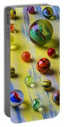 Pretty Marbles Portable Battery Charger