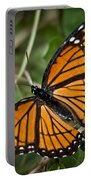 Pretty Monarch Portable Battery Charger