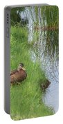 Mated Pair Of Ducks Portable Battery Charger