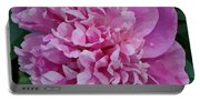Pretty Peony Portable Battery Charger