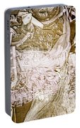 Pretty Things 1 - Lingerie Art By Sharon Cummings Portable Battery Charger
