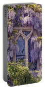 Pretty Window Portable Battery Charger