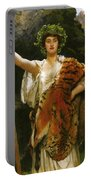 Priestess Bacchus Portable Battery Charger