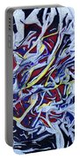 Primary Abstract Portable Battery Charger