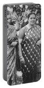 Prime Minister Indira Gandhi Portable Battery Charger