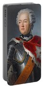 Prince Augustus William Oil On Canvas Portable Battery Charger