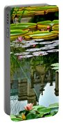 Prince Charmings Lily Pond Portable Battery Charger