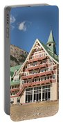 Prince Of Wales Hotel Portable Battery Charger