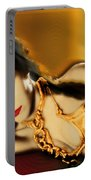 Princess Leia Star Wars Episode Vi Return Of The Jedi 1 Portable Battery Charger by Tony Rubino