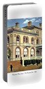 Princeton New Jersey - The Princeton Inn - 1925 Portable Battery Charger