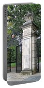 Princeton University Main Gate Portable Battery Charger