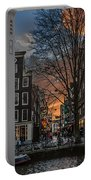 Prinsengracht 743. Amsterdam Portable Battery Charger