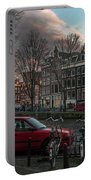 Prinsengracht 791. Amsterdam. Portable Battery Charger