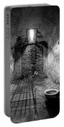 Prison Cell Black And White Portable Battery Charger