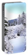 Pristine Winter Trail Portable Battery Charger