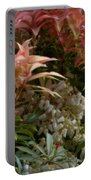 Profusion Of Floral Beauty Portable Battery Charger