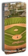 Progressive Field Antique Look Portable Battery Charger