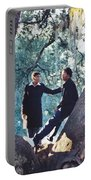 Proposing In A Tree Portable Battery Charger