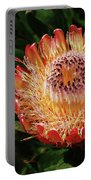 Protea Flower 2 Portable Battery Charger