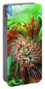 Protea Bouquet Portable Battery Charger