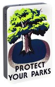 Protect Your Parks Wpa Portable Battery Charger