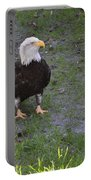 Proud Bald Eagle  Portable Battery Charger
