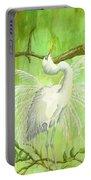 Proud Egret Portable Battery Charger