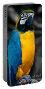 Proud Yellow Portable Battery Charger