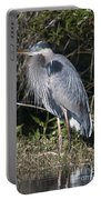 Pround Blue Heron Portable Battery Charger