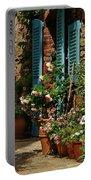 Provencal Alley Portable Battery Charger