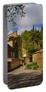 Provencal Village Portable Battery Charger